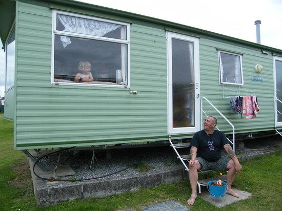 Parkdean - Crantock Beach Holiday Park: The caravan