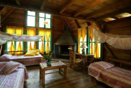 Alandaluz Hosteria y Pueblo Ecologico: Inside my room