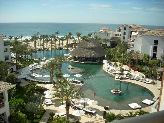 Cabo Azul Resort: From the roof top