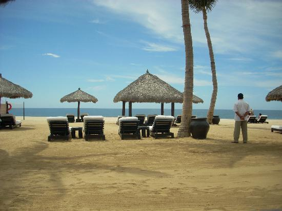 Cabo Azul Resort: Cabo Azul beach