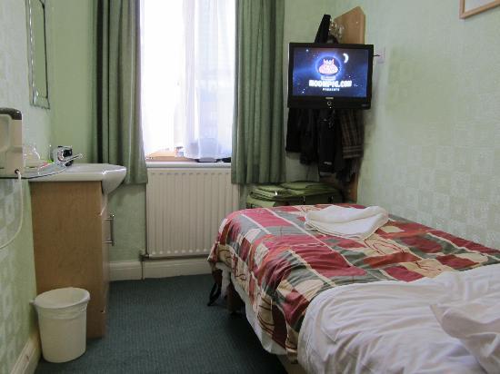 Winrose Hotel: My room
