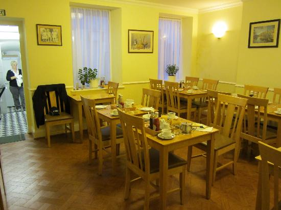 Winrose Hotel: Breakfast room