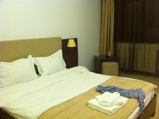 Hotel Yesterday: letto