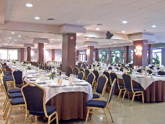 Hotel Casa Lorenzo: Salon de Banquetes
