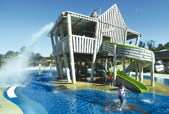 Jamberoo, Australia: Billabong Beach play area
