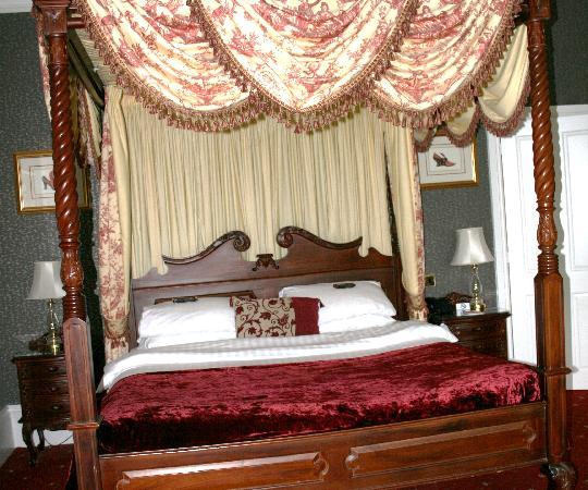 Farington Lodge Hotel: honeymoon suite