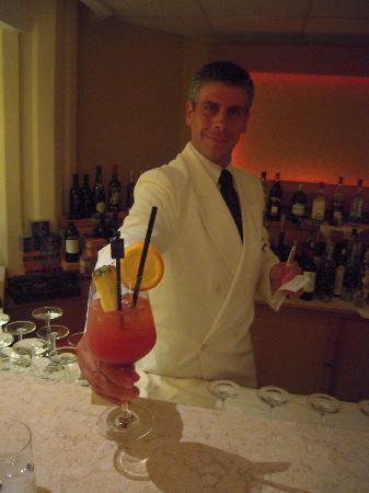 Acacia Resort Parco dei Leoni: Very friendly professional Hotel staff!!