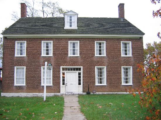 "Shaker Village of Pleasant Hill - The Inn: Our ""hotel"" in one of the Sisters' Houses"