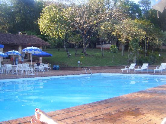 Hotel Colonial Iguaçu: the pool