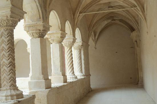 Chiesa di San Nicolo Inferiore: chiostro