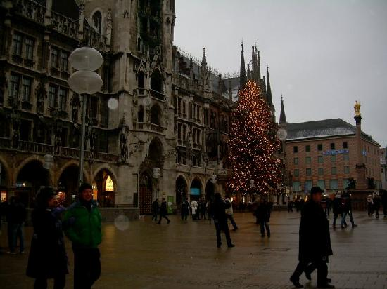Munich, Germany: Marienplatz