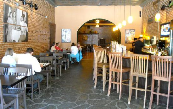 Picture Inside Rivera's in Greer, SC