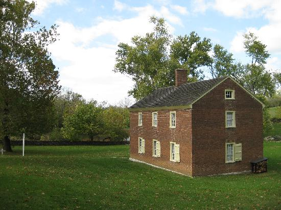 Shaker Village of Pleasant Hill - The Inn: The Tanyard House