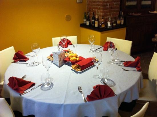"""Alle Volte Bistro: il tavolo """"della Famiglia"""""""
