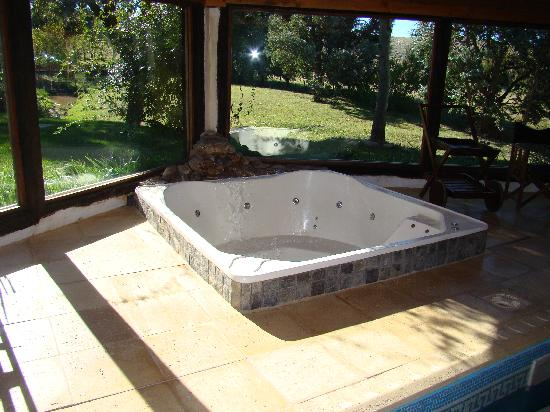 Villa Ventana, Argentina: yacuzzi