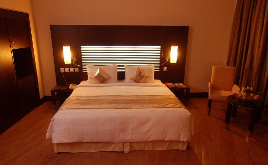 Holiday Villa Hotel & Residence City Centre : Deluxe Room
