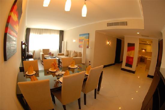 Holiday Villa Hotel & Residence City Centre : Apartment