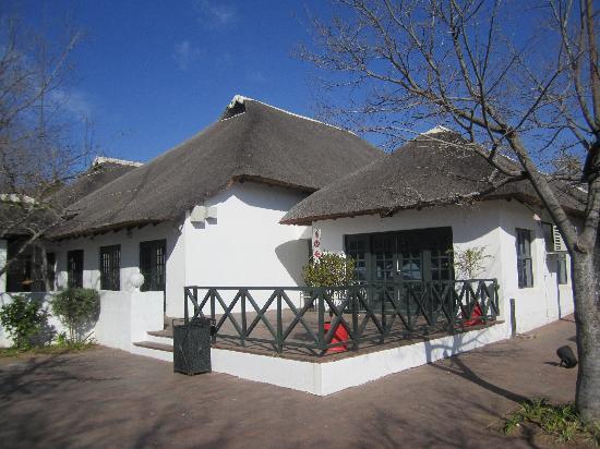 Indaba Hotel: Pic1