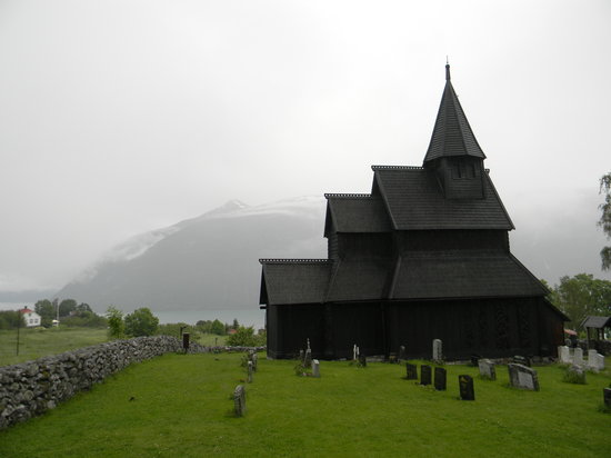Urnes Stave Church: Not bad for being about 900 years old