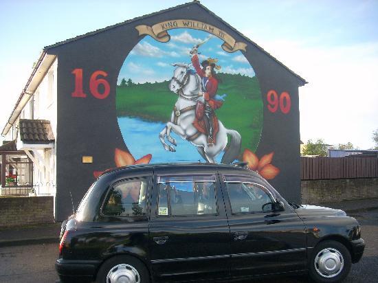 Belfast Tours Black Cab