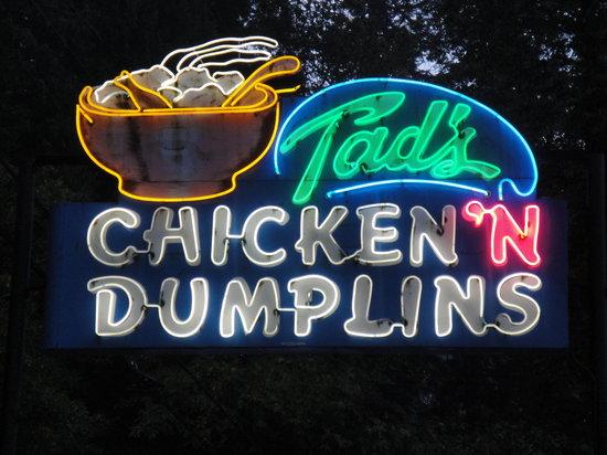 Tad S Chicken N Dumplins Troutdale Restaurant Reviews