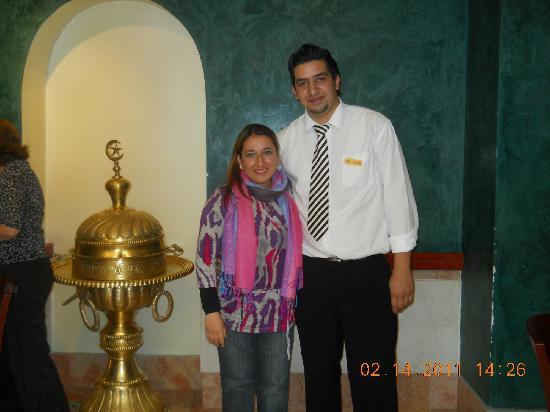 Ambassador Hotel: Agradesco la amabilidad del personal.