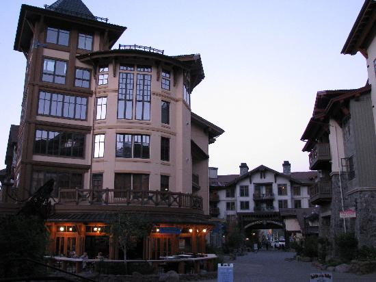 The Village At Squaw Valley: in the square
