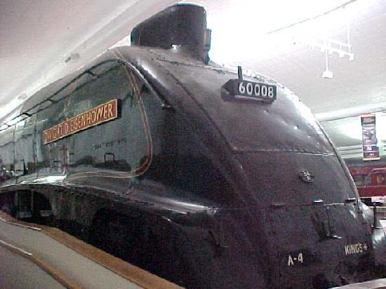 dwight d eisenhower picture of national railroad museum green bay rh tripadvisor com