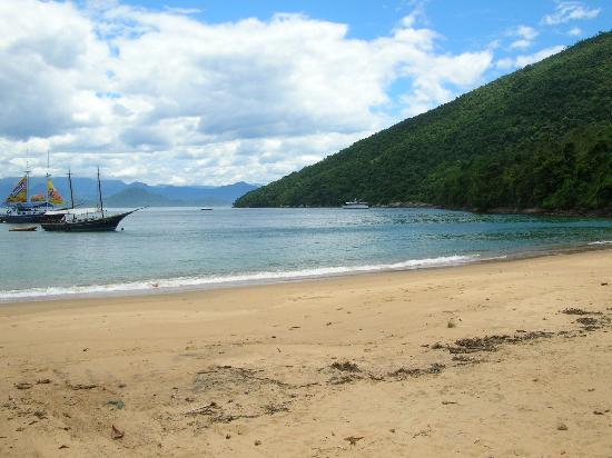 Ilha Anchieta State Park: Praia