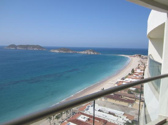 Condo-Hotel Playa Blanca: Morning view