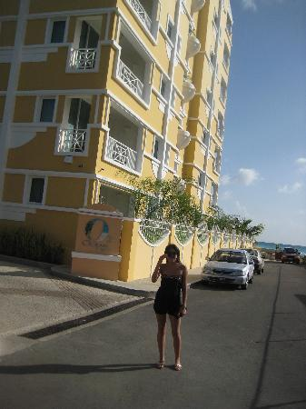 Ocean Two Resort & Residences: front of oceans two