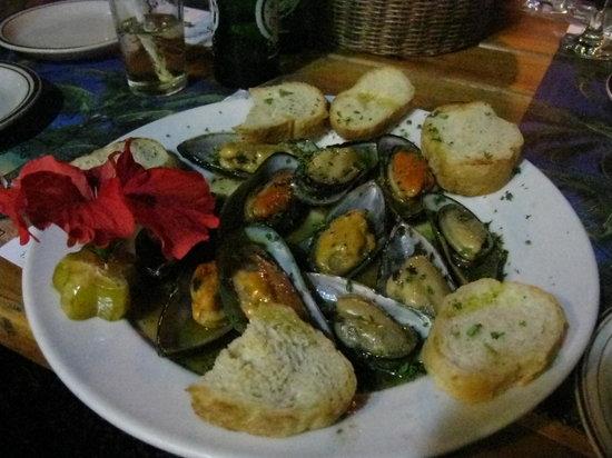 Sobre las Olas : Mussels