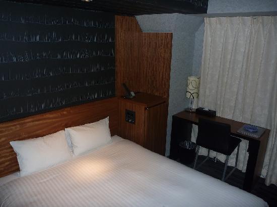 Hotel Villa Fontaine Shinjuku: 客室