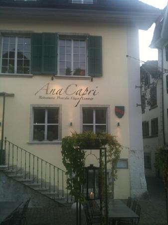 Ristorante AnaCapri: AnaCapri Solothurn