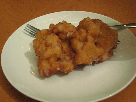 Apple Fritter A Bit Dry Today Picture Of Starbucks New