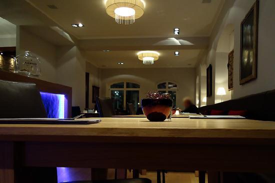 Alpen Hotel Munchen : Das Restaurant 'Stefans'