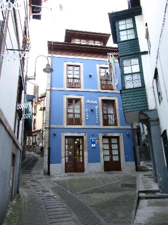 Hotel Casa Prendes : The hotel