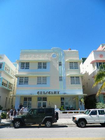 Crescent Resort On South Beach : Hotellet udefra