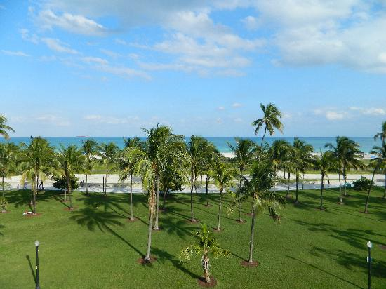 Crescent Resort On South Beach: Udsigt fra tagterrassen