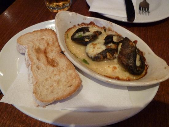 Bella Italia: Funghi Arrosto