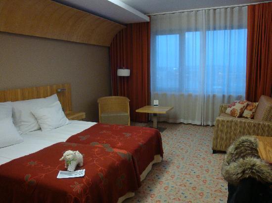 Hotel Euroopa: room 532