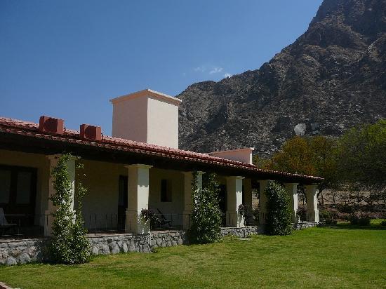 Vinas de Cafayate Wine Resort: Garten