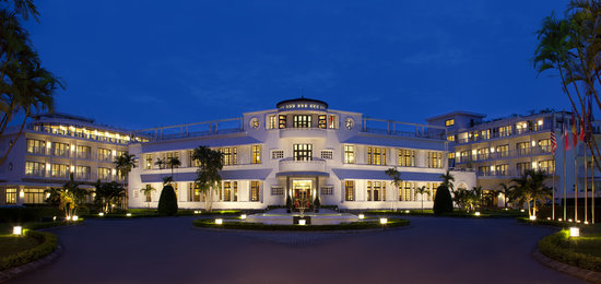 La Residence Hue Hotel & Spa - MGallery by Sofitel: Hotel Front