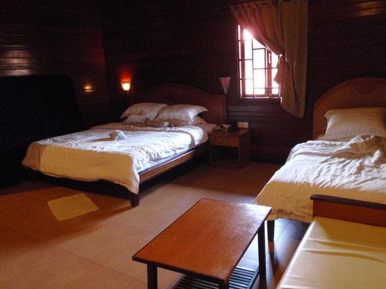 Bintan Sayang Resort: Spacious Room