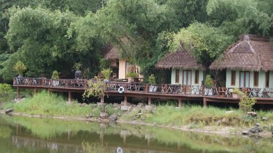Kor Sor Resort & Spa: paysage hotel