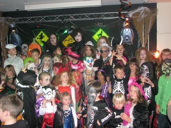 Monkey Tree Holiday Park: Fantastic Halloween Party 2011