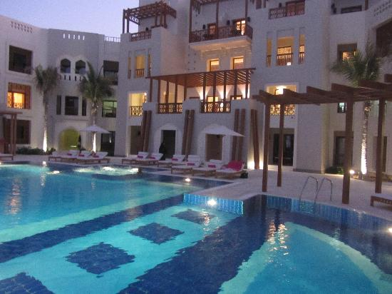 Sifawy Boutique Hotel: espace piscine