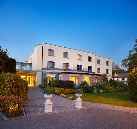 Shamrock Lodge Hotel Athlone: FRONT OF HOTEL