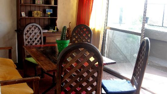 Daily Rent Apartment in Buenos Aires: Living room