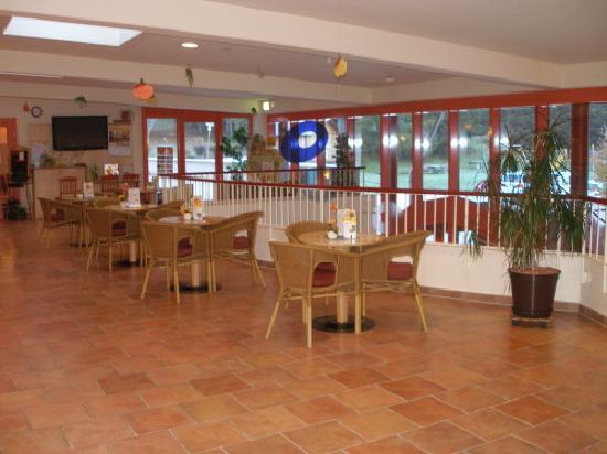 JUFA Hotel Mariaell - Sigmundsberg: Lobby im JuFa Sigmundsberg